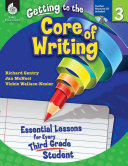 Getting to the Core of Writing, Level 3