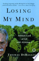 Losing My Mind Book