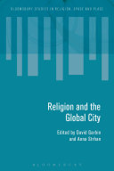 Religion and the Global City