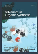 Advances in Organic Synthesis Book