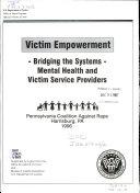 Victim Empowerment