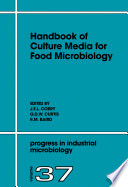 Handbook of Culture Media for Food Microbiology  Second Edition