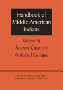 Pdf Handbook of Middle American Indians, Volume 16 Telecharger