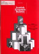 Scottish Economic Bulletin
