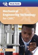 CXC Study Guide  Mechanical Engineering for CSEC
