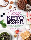 Easy Keto Desserts Bundle