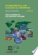 ENVIRONMENTAL AND ECOLOGICAL CHEMISTRY   Volume III