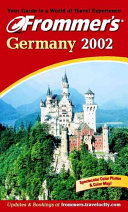 Frommer S Germany 2002