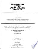 Proceedings of the Ocean Drilling Program Book