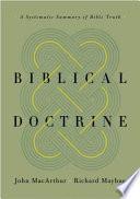 Biblical Doctrine