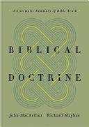 Biblical Doctrine Book