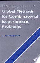 Global Methods for Combinatorial Isoperimetric Problems