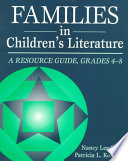 Families In Children S Literature