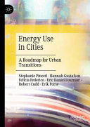 Energy Use in Cities Book