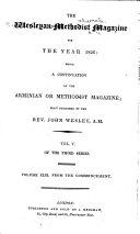 The Magazine of the Wesleyan Methodist Church Book