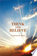 Think and Believe Book