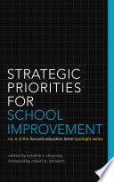 Strategic Priorities for School Improvement