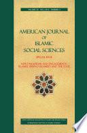 American Journal Of Islamic Social Sciences 30 4