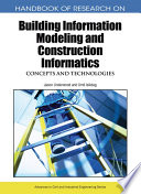 Handbook Of Research On Building Information Modeling And Construction Informatics Concepts And Technologies Book PDF