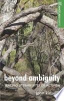 Beyond Ambiguity