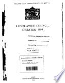 1934 - Vol. 1