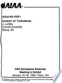 34th Aerospace Sciences Meeting & Exhibit