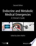 Endocrine and Metabolic Medical Emergencies