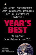 Pdf Year's Best Young Adult Speculative Fiction 2013