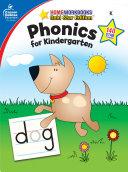 Phonics for Kindergarten, Grade K