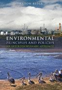 Environmental Principles and Policies