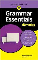 Grammar Essentials For Dummies Pdf/ePub eBook