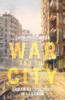 War and the City [Pdf/ePub] eBook