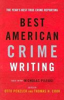 Best American Crime Writing