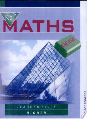 Download Key Maths GCSE Free PDF Books - Free PDF