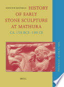 History of Early Stone Sculpture at Mathura