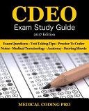 CDEO Exam Study Guide
