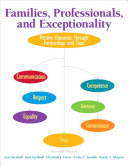 Families  Professionals  and Exceptionality