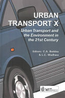 Urban Transport X