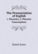 The Pronunciation of English Pdf/ePub eBook