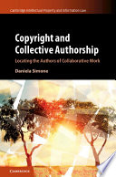 Copyright and Collective Authorship