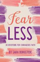 Fear Less Book