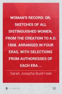Woman's Record