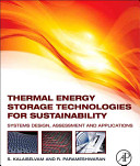 Thermal Energy Storage Technologies for Sustainability Book