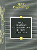 Adult Learning and Technology in OECD Countries
