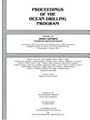 Proceedings of the Ocean Drilling Program Book