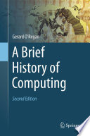 A Brief History of Computing Book PDF