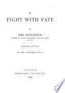 A Fight with Fate