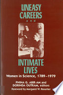 Uneasy Careers and Intimate Lives Book