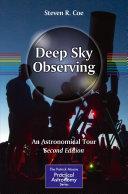 Deep Sky Observing [Pdf/ePub] eBook