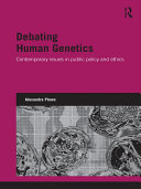 Debating Human Genetics Pdf/ePub eBook